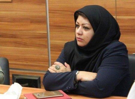 انتصاب شایسته سرکار خانم مهندس فرزانه غلام ابوالفضل به عنوان مشاور معاونت امور دولت